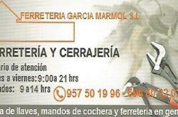 1465925843_Ferreteria_Garcia_Marmol_Logo-250x165 Ferretería García Marmol