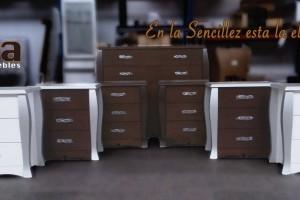 Muebles Mia - en la sencillez está la elegancia